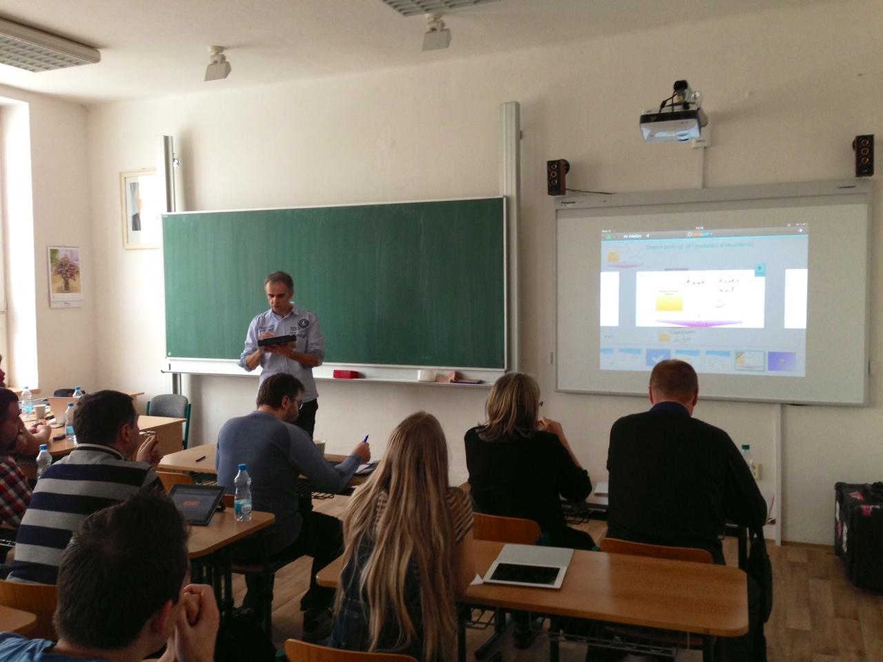 Workshop pro učitele SŠ