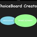 logo choice board creator