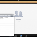 Import do app iTeacher Book