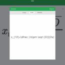 Formátovací příkaz LaTeXu